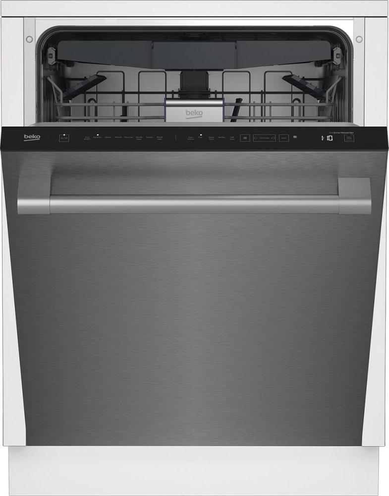 "Beko24"" Tall Tub, Top Control Dishwasher"