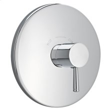 Serin Central Thermostatic Valve Trim Kit - Polished Chrome
