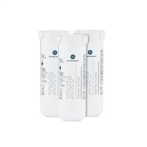 GE®XWF Refrigerator Water Filter 3-Pack
