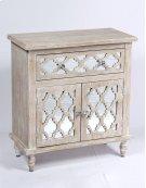 Emerald Home Ac701-06 Canterwood Dresser, Whitewash Product Image
