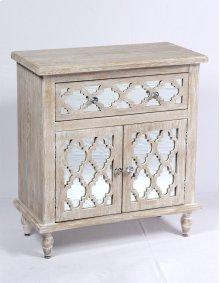 Emerald Home Ac701-06 Canterwood Dresser, Whitewash