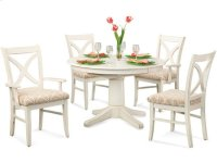 "Hues 48"" Dining Table Product Image"