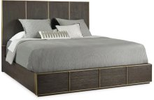 Curata Queen Low Bed