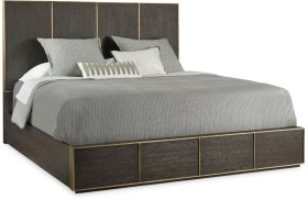 Curata King Low Bed