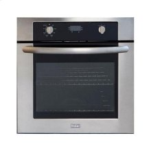 "24"" Single 2.2-Cu.-Ft. True European Convection Oven"