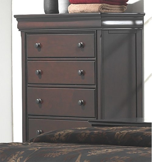 HYDE PARK seal brown finish