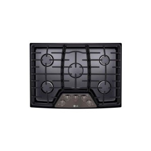 LG Appliances30'' Gas Cooktop with SuperBoil™