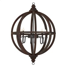 Infinity Chandelier Small w/ 4 lights - CCA NTI