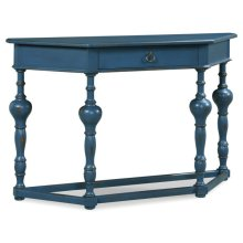 Stockbridge Canted Console Table