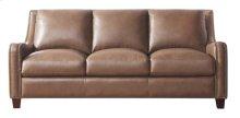 6384 Napa Sofa 177136 Peanut Brown