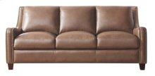 6384 Napa Sofa 177136 Peanut Brown
