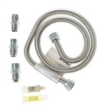 "48"" Universal Gas Range Install Kit"