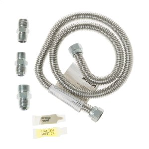 """GE48"""" Universal Gas Range Install Kit"""
