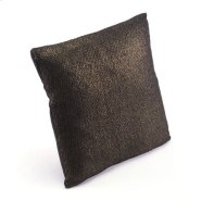 Metallic Pillow Black & Copper Product Image