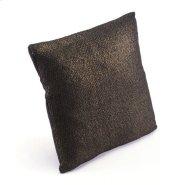 Metallic Pillow Black & Copper Product Image