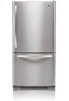 Bottom-Freezer Refrigerator with Swing Freezer Door (22.4 cu. ft.)