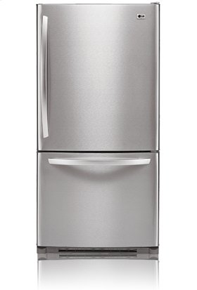 Bottom-Freezer Refrigerator with Pull-Out Freezer Drawer (22 cu.ft.)