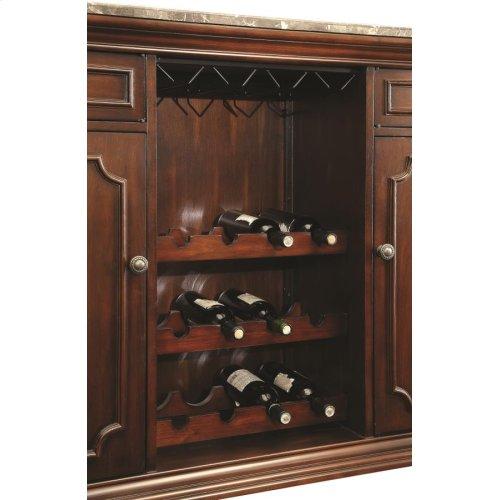 Rec Room Traditional Bar Unit