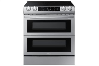6.3 cu.ft. Electric Range with Flex Duo™ and Air Fry in Stainless Steel