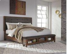 Ralene - Medium Brown 3 Piece Bed Set (Queen)