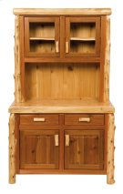 """Buffet & Hutch - 48"""" 48-inch, Natural Cedar Product Image"""