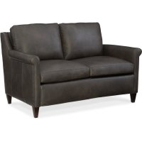 Bradington Young Timber Stationary Loveseat 8-Way Hand Tie 547-75 Product Image