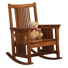 Gallatin Classic Judith Mission Rocking Chair