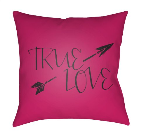 "True Love HEART-024 18"" x 18"""