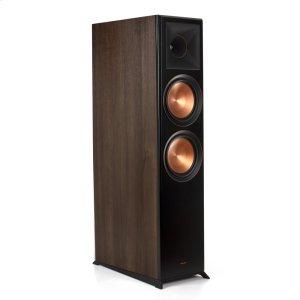 KlipschRP-8060FA Dolby Atmos Floorstanding Speaker - Walnut