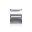 """24"""" Designer Outdoor Refrigerator Drawers - Panel Ready Product Image"""