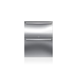"SUB-ZERO24"" Designer Outdoor Refrigerator Drawers - Panel Ready"
