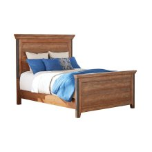 Taos King Bed Footboard