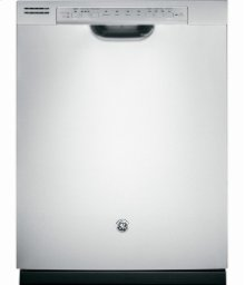 Built-In Tall Tub Dishwasher with Front Controls