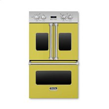 "30"" Double Electric French-Door Oven"