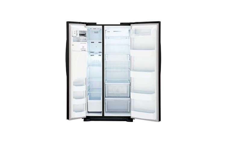 refrigerator 66 height. side-by-side refrigerator (33\ 66 height e