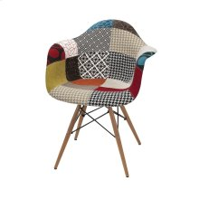 Nadine Retro Accent Chair