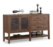 Hampton Buffet with Shelving Product Image