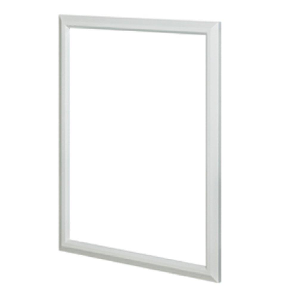 """Revival 28"""" Mirror - Glossy White"""