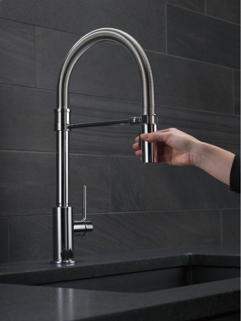 9659KSDST in Black Stainless by Delta Faucet Company in West Haven ...