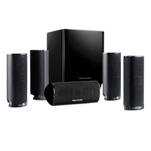 Harman KardonHKTS 16 5.1 channels of vivid, realistic home theatre sound