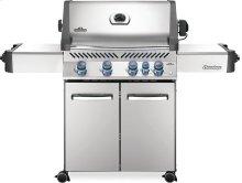 Prestige® 500 RB Infrared Rear Burner , Stainless Steel , Natural Gas