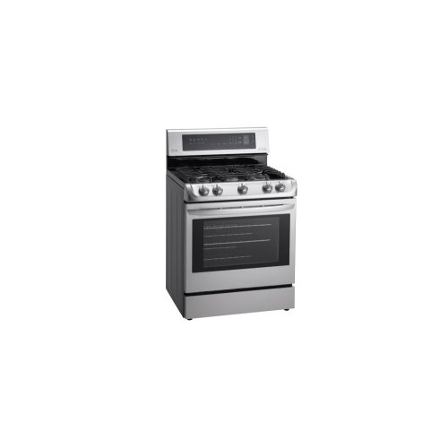 6.3 cu. ft. Gas Single Oven Range with ProBake Convection® and EasyClean®