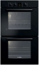 """30"""" Double Wall Oven 300 Series - Black HBL3560UC Product Image"""