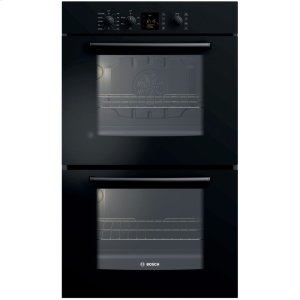 "BOSCH30"" Double Wall Oven 300 Series - Black Hbl3560uc"