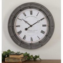 Porthole Wall Clock