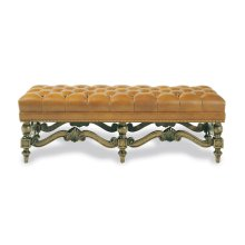Brentwood Tufted Bench