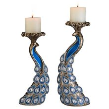 2PC. CANDLE SET