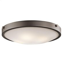 Lytham Collection Lytham 4 Light Flush Mount Ceiling Light - OZ