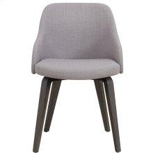 Castilo Accent Chair in Grey