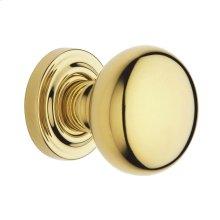 Non-Lacquered Brass 5000 Estate Knob